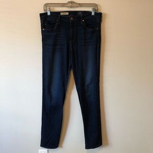 Adriano Goldschmied mid rise cigarette jeans 30R